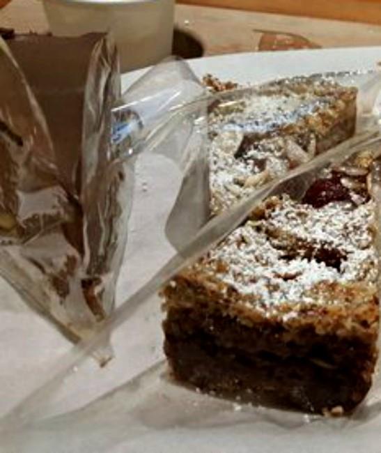 Linzer cake   Courtesy of Pleasure Palate