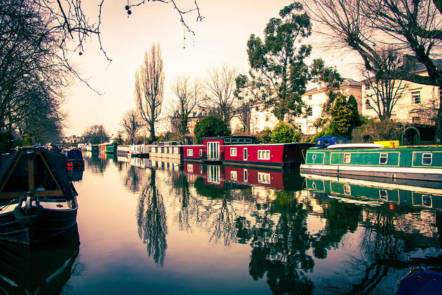 Little Venice ❘ © Adrian Scottow /Flickr