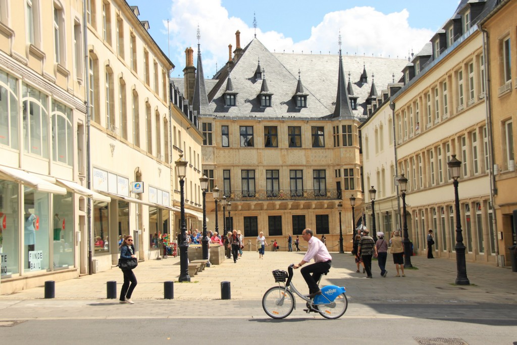 Luxembourgh has a rich history © Cristian Bortes / Flickr