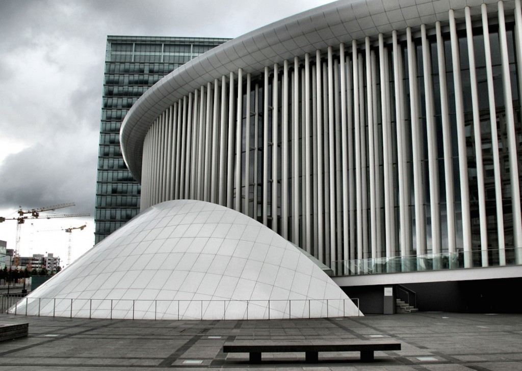 The Philharmonic is known as one of the best concert halls in Europe © Francisco Anzola / Flickr