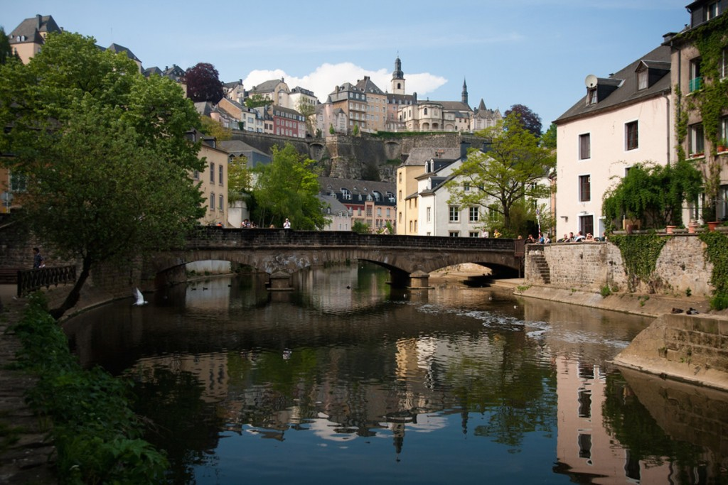 Luxembourg is known for its picturesque scenery © Flavio Ensiki / Flickr