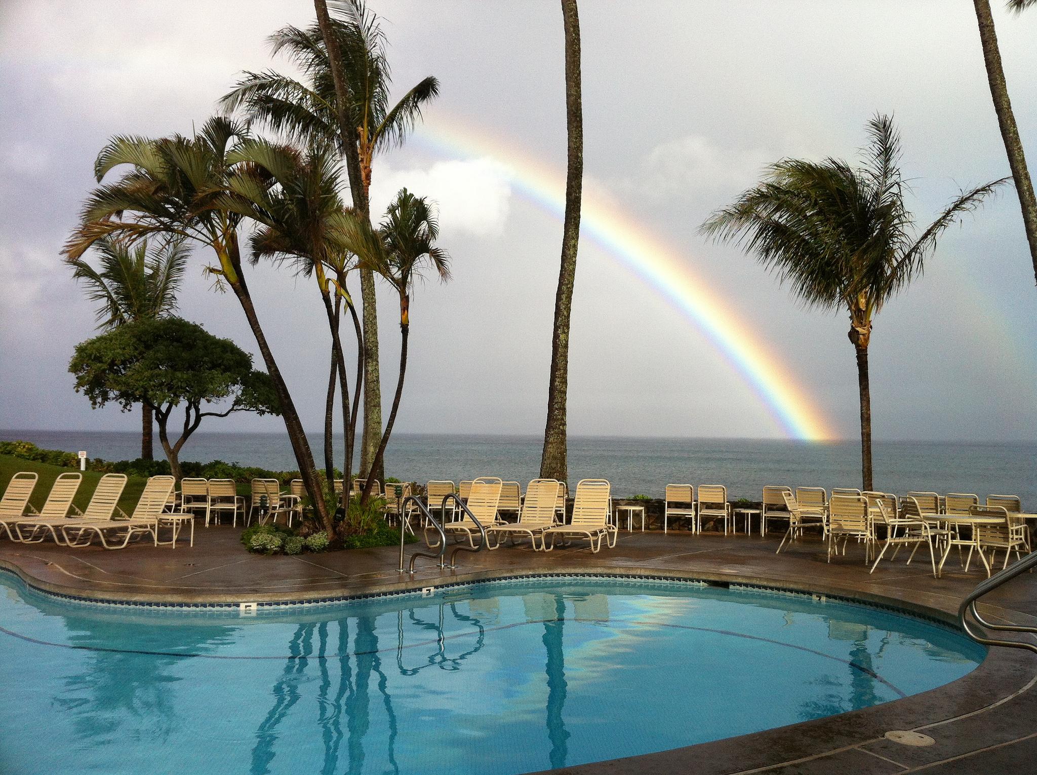 Maui Rainbow | © Matt McGee/Flickr