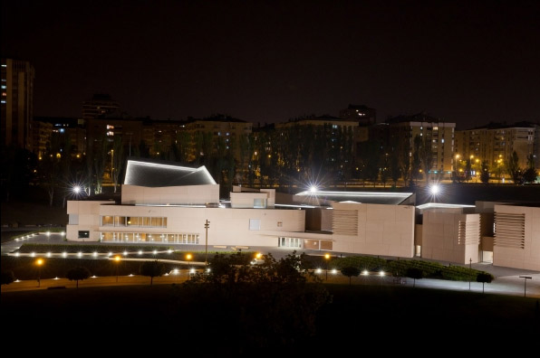 Museo Universidad de Navarra / Photo Courtesy of the museum
