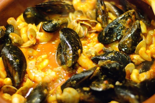 Mussel | © memyselfaneye / Pixabay