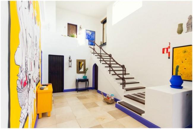 Hall Hilario | Courtesy of Casa de Hilario