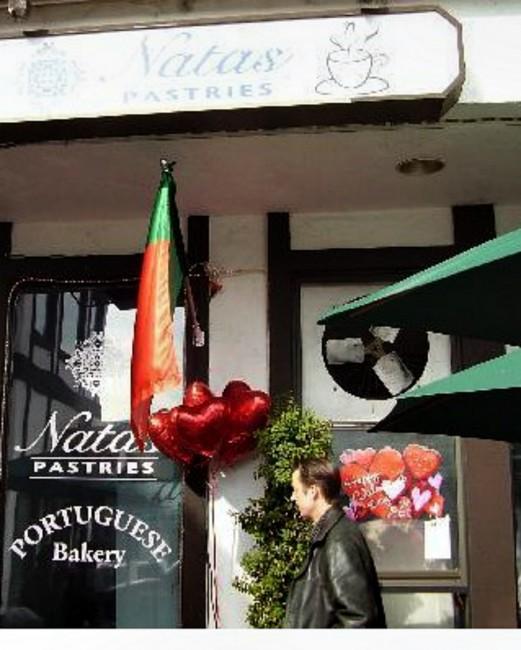 Nata's Pastries   @ Marie Cradle