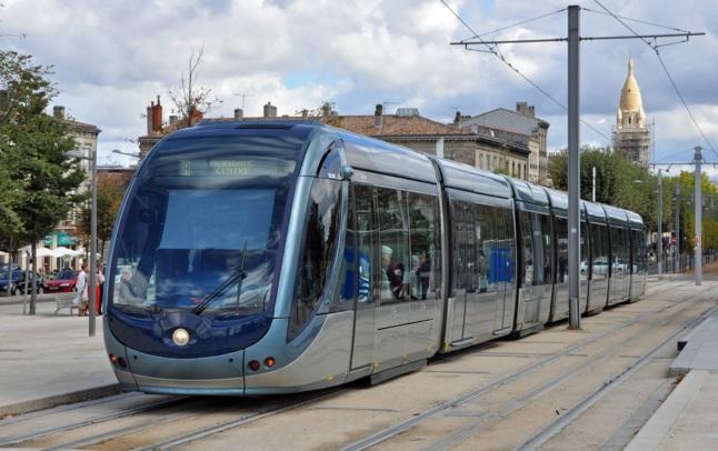 Bordeaux Tram   © Marc Ryckaert/WikiCommons