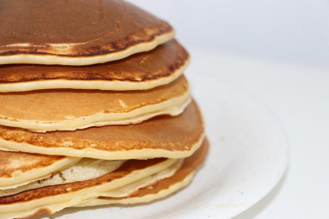 Stack of Pancakes | © Tabeajaichhalt/Pixabay