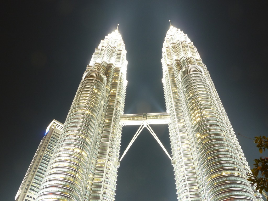 Petronas Towers|©Karl Baron/Flickr