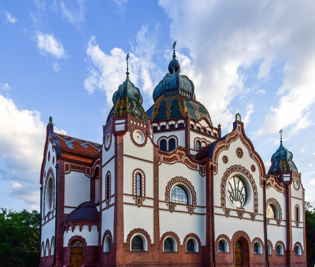Subotica Synagogue © Pexels