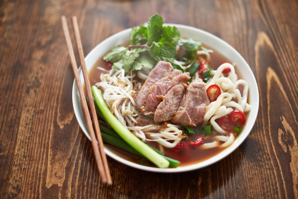 Pho Bistro offers authentic Vietnamese cuisine in a low-key setting / Pixabay