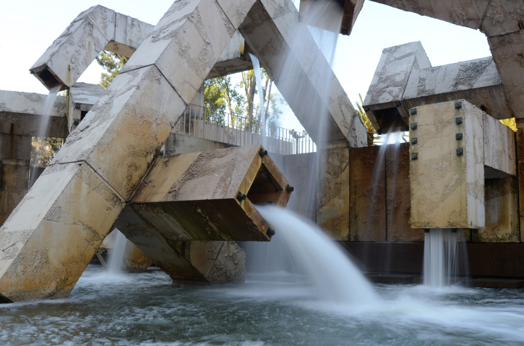 Vaillancourt Fountain | © Ernest McGray, Jr./Flickr