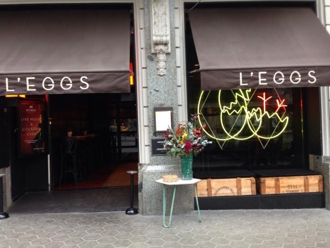 L'Eggs | © Julia Solervicens