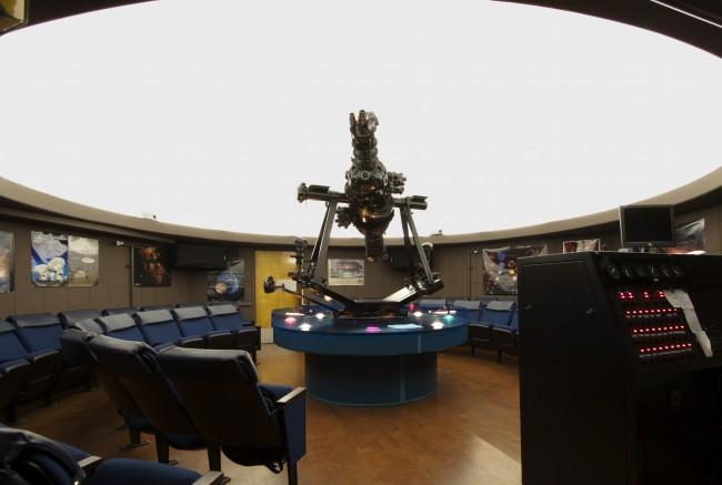 UCLA Planetarium | © Courtesy of UCLA Planetarium