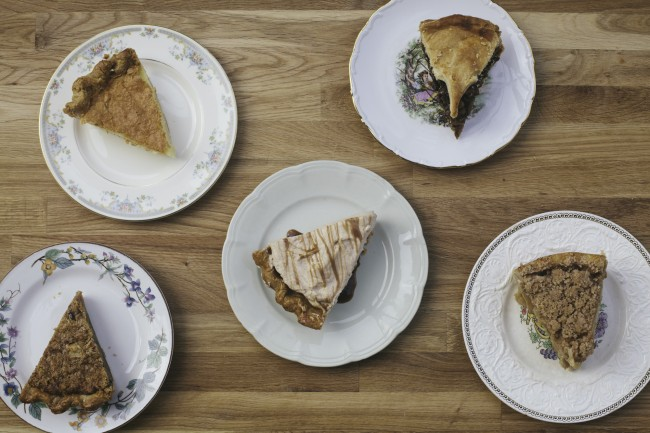 A Selection of Pies | Courtesy of Emporium Pies
