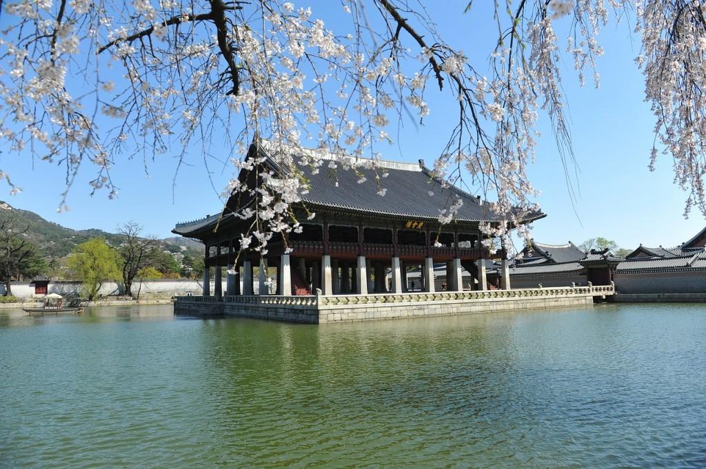 Gyeongbok Palace| © ozzy417/Pixabay