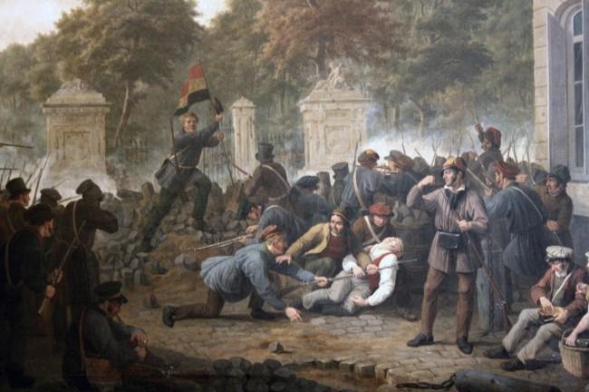 Belgian Revolution  ©GustafWappers/Wiki Commons