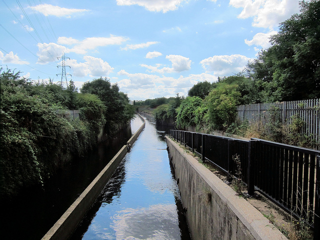 River Lea | © Alan Stanton / Flickr