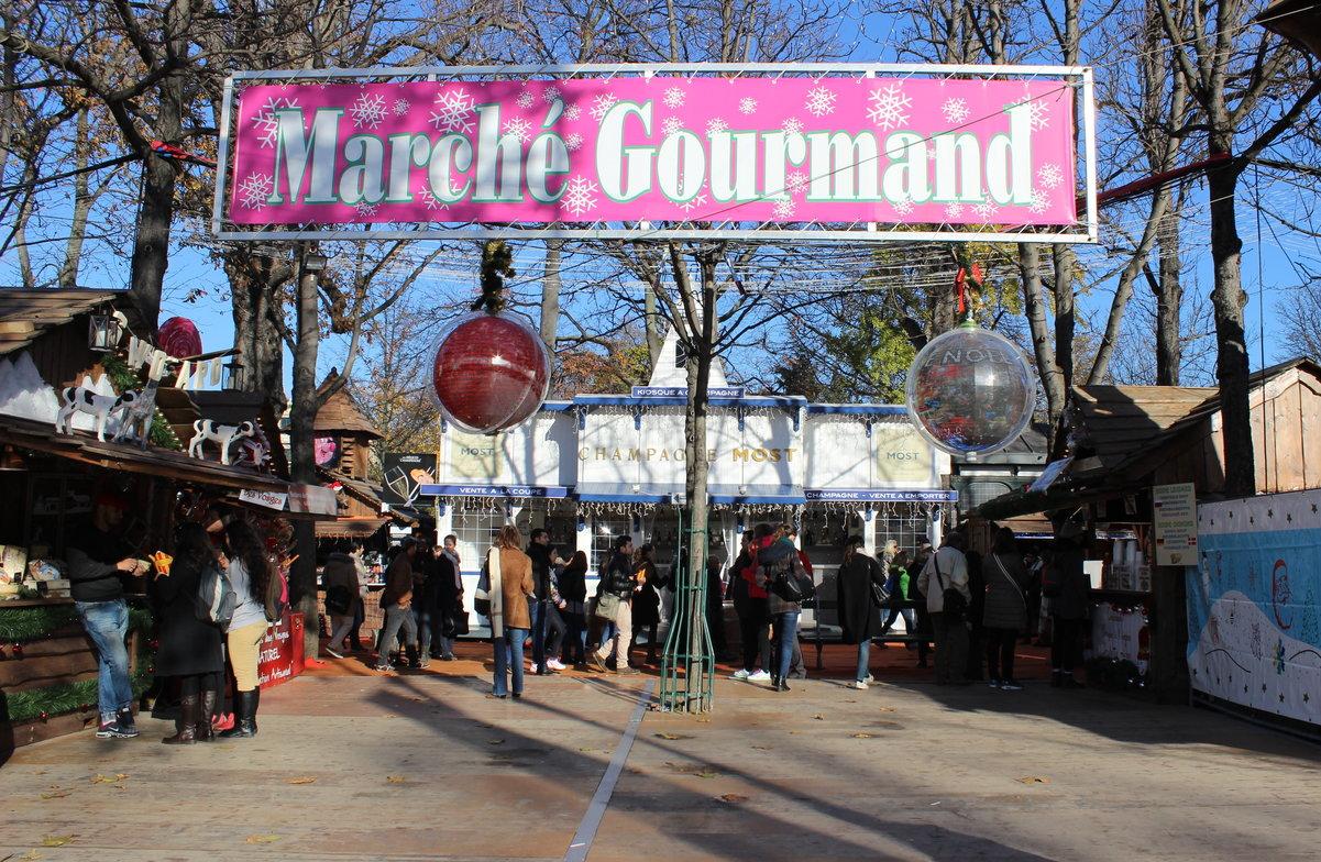 Marché Gourmand [© Nicole Callender]