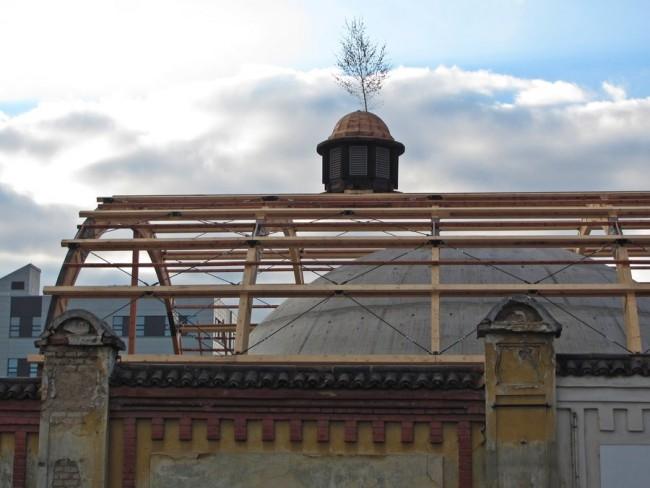 Budova 56 Areal Skoda Plzen Byvala Kantyna Rekonstrukce | © Viktor Fiala/WikiCommons