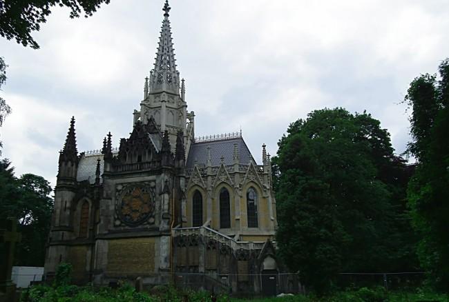 Kaplica Karola Scheiblera | © Mikołaj Horowski/WikiCommons