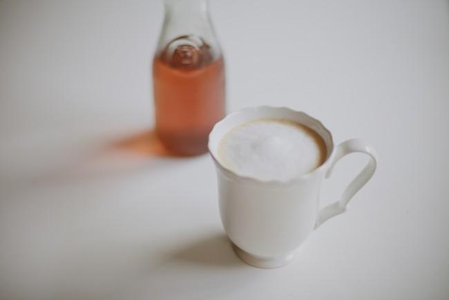 Lavender latte | © Abi Porter/Flickr