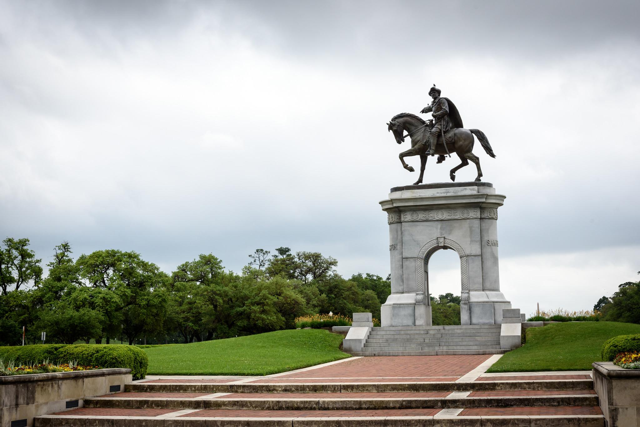 Sam Houston Monument | © Brandon/Flickr