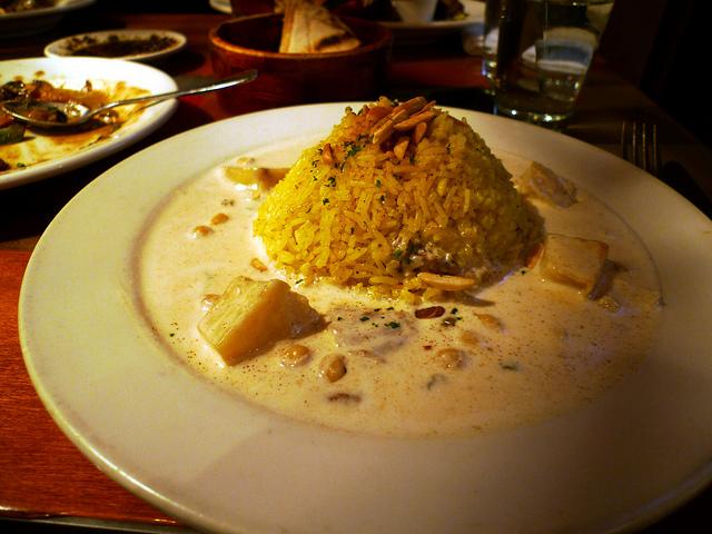 Dishdash Middle-Eastern cuisine | © Sandip Bhattacharya/Flickr