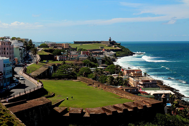 San Juan, Puerto Rico | © Prayitno / Thank you for (8 millions +) views/Flickr