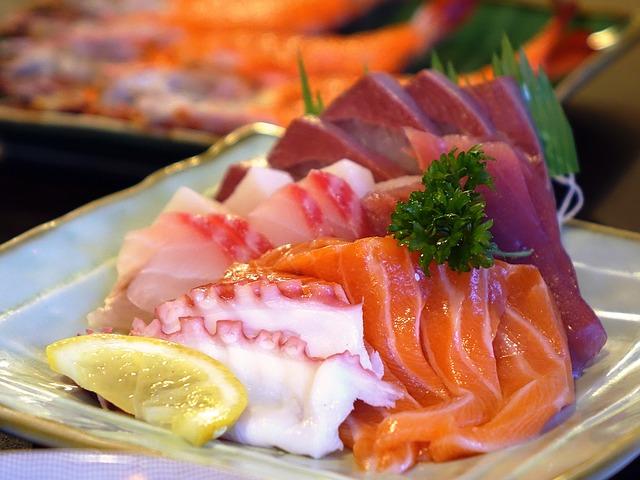 sashimi | © cegoh/pixabay