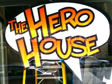 Courtesy of the Hero House