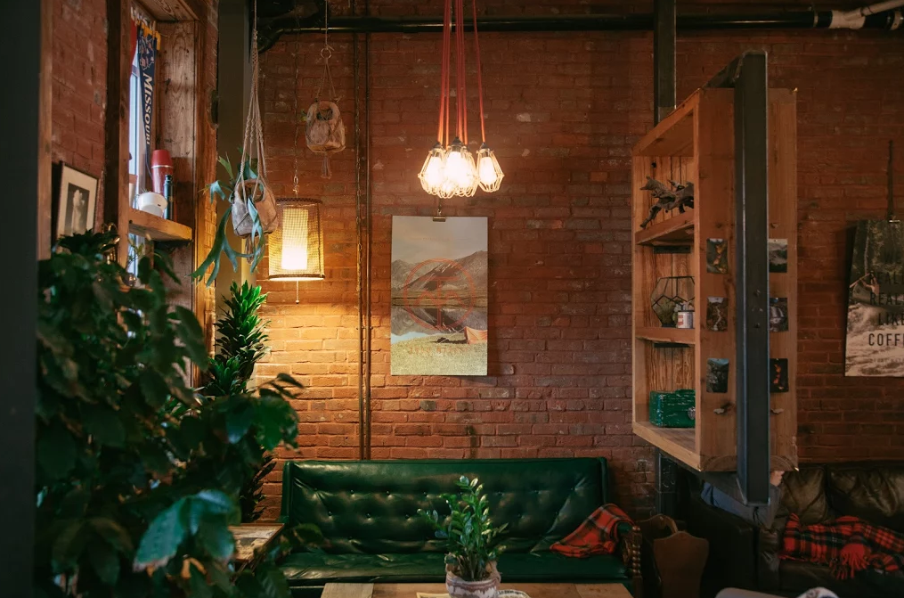 Thou Mayest is a coffee shop and bar with an indie vibe © Credit: Dustin Duewel /Thou Mayest