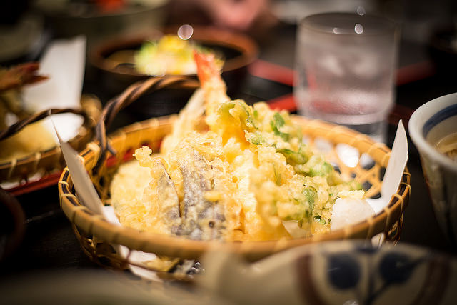 Japanese fare | © Pedro Serapio/Flickr