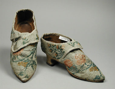 Pair of Woman's Shoes | © Los Angeles County Museum of Art / Lacma Image Library