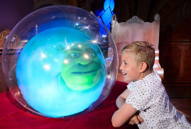 Shrek's Adventure | © 2015 DreamWorks Animation LLC.