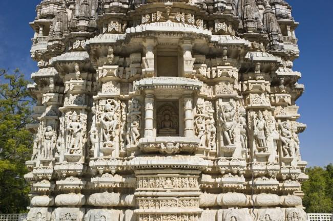 Dilwara Jain Temple| © gary yim/Shutterstock