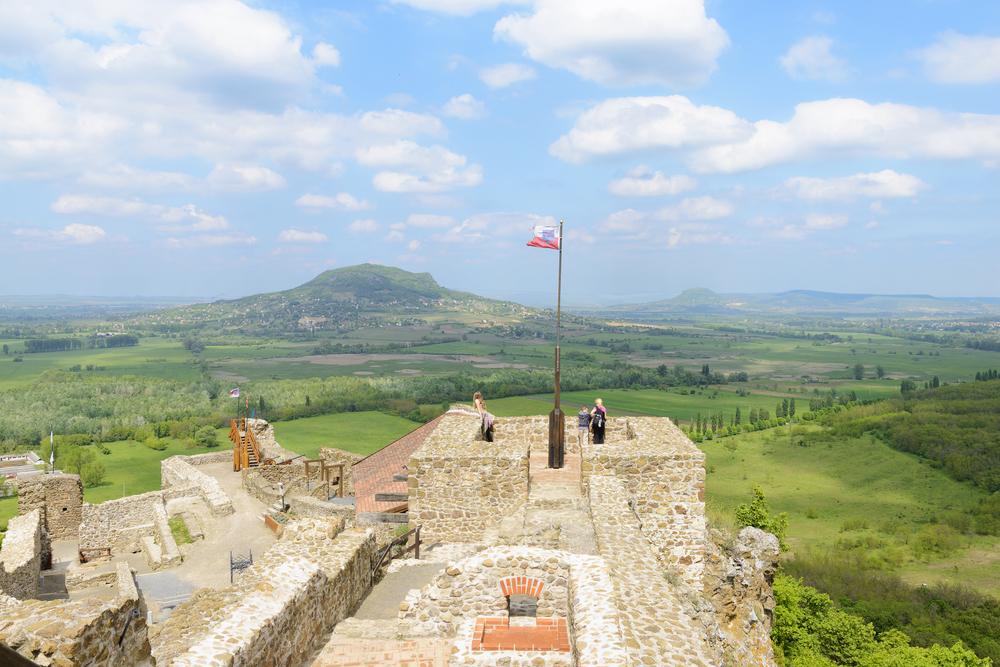 Szigliget castle. Veszprem region. Hungary © pamuk / Shutterstock