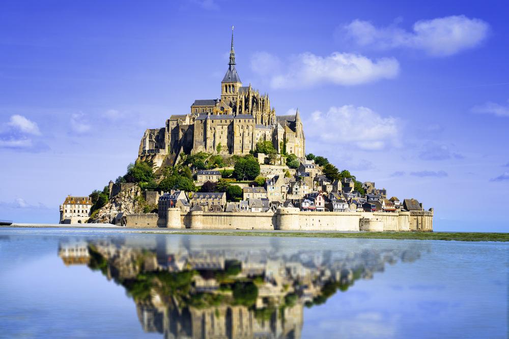 Mont saint Michel, Normandy, France | © ventdusud/Shutterstock