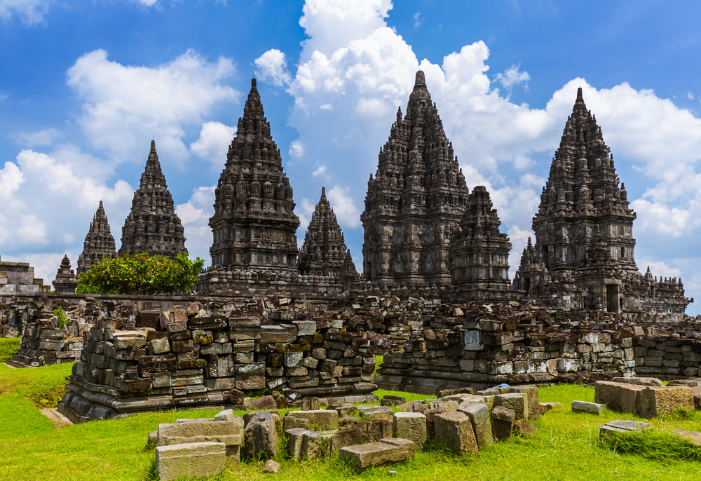 Prambanan temple near Yogyakarta on Java island Indonesia | © Tatiana Popova/Shutterstock