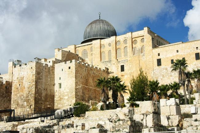 Al Aqsa Mosque | Semenov1980/Shutterstock