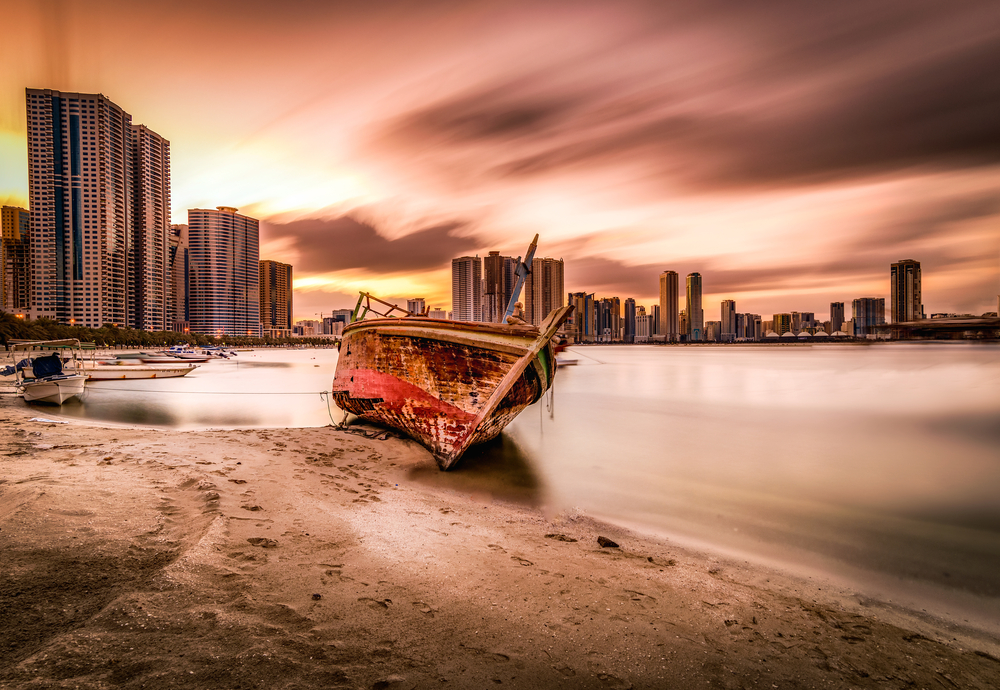 Coral Beach Resort Sharjah ©Manishoot / Shutterstock