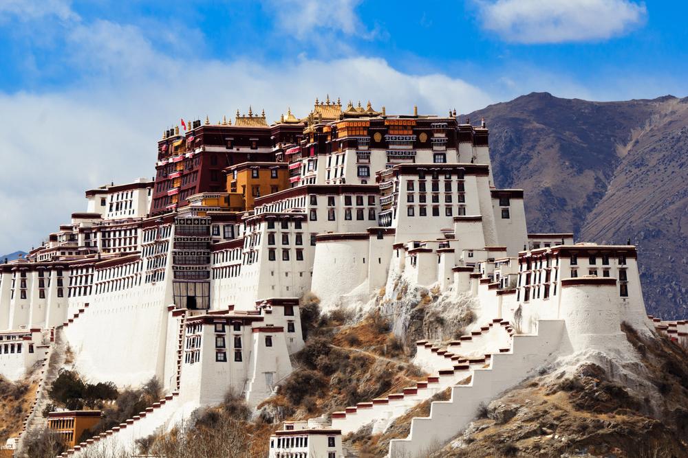 Potala Palace in Tibet | © qian/Shutterstock