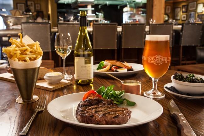 Sirloin steak | © Hotel du Vin & Bistro/Flickr