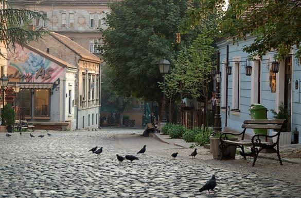 Skadarlija | © Zoran Životić/WikiCommons