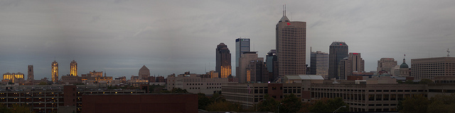 Indianapolis Skyline | © Jimmy Baikovicius/Flickr