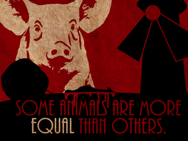 Some Animals Are More Equal Than Others | © Gasketfuse/Deviantart.com