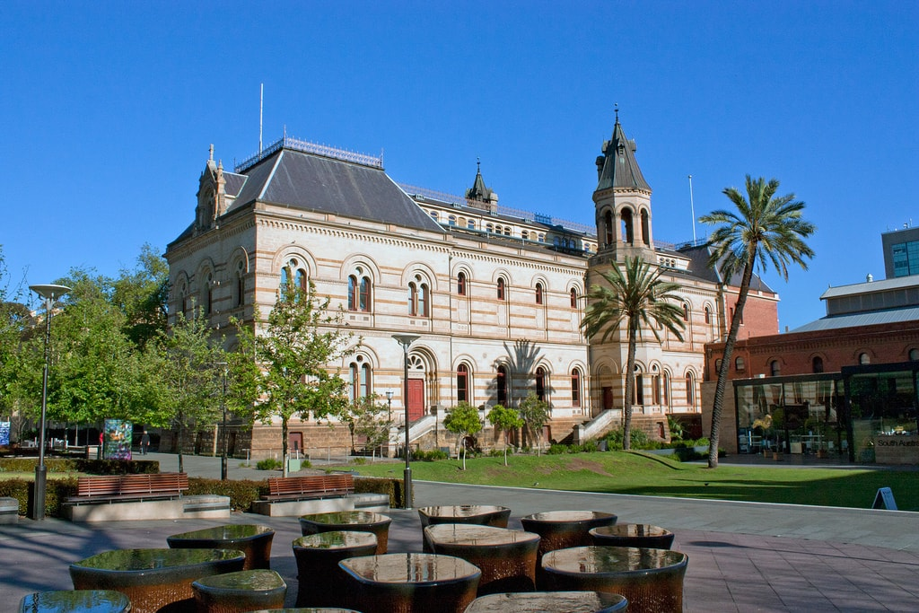 South Australian Museum | © Rexness/Flickr