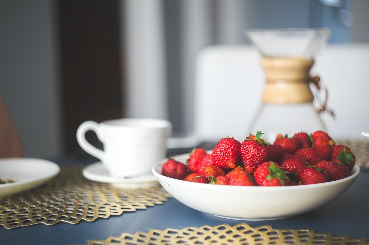 Fresh Fruit Breakfast © Foundy/pixabay