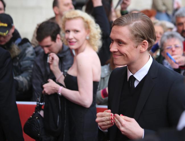 Matthias Schweighöfer at a premiere © Manfred Werner/WikiCommons