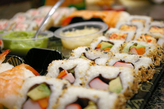 Sushi | © Mrmcdonnell/WikiCommons